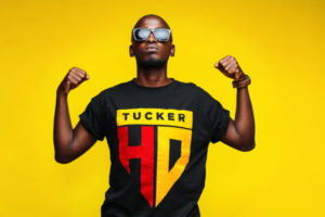 Picture of Tucker HD, a music artist under the management of Unlocked Productions