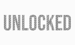 UNLOCKED PRODUCTIONS Logo